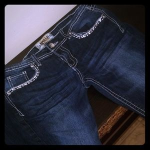 Apollo Dark Blue Jeans